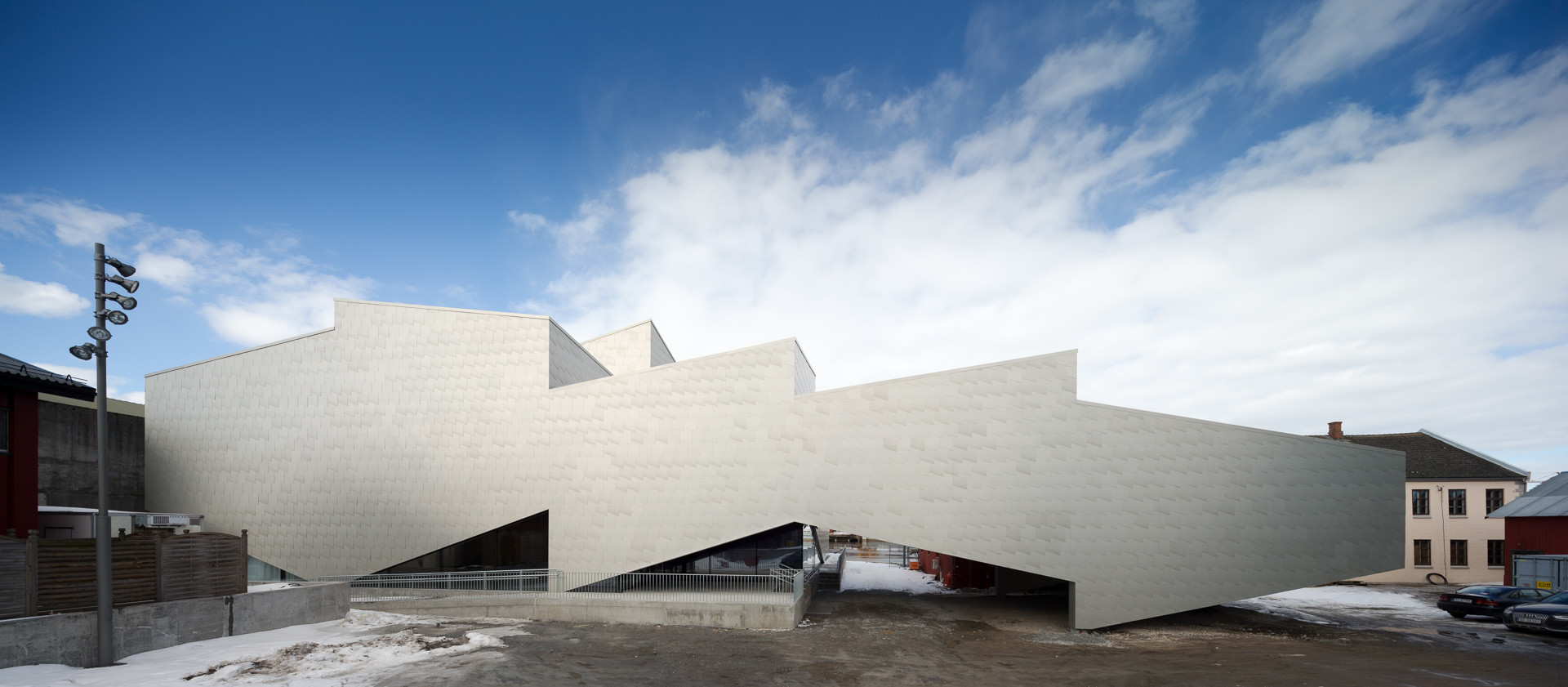 New Maritime Museum and Exploratorium / COBE Architects + Transform Architects, © Adam Mørk