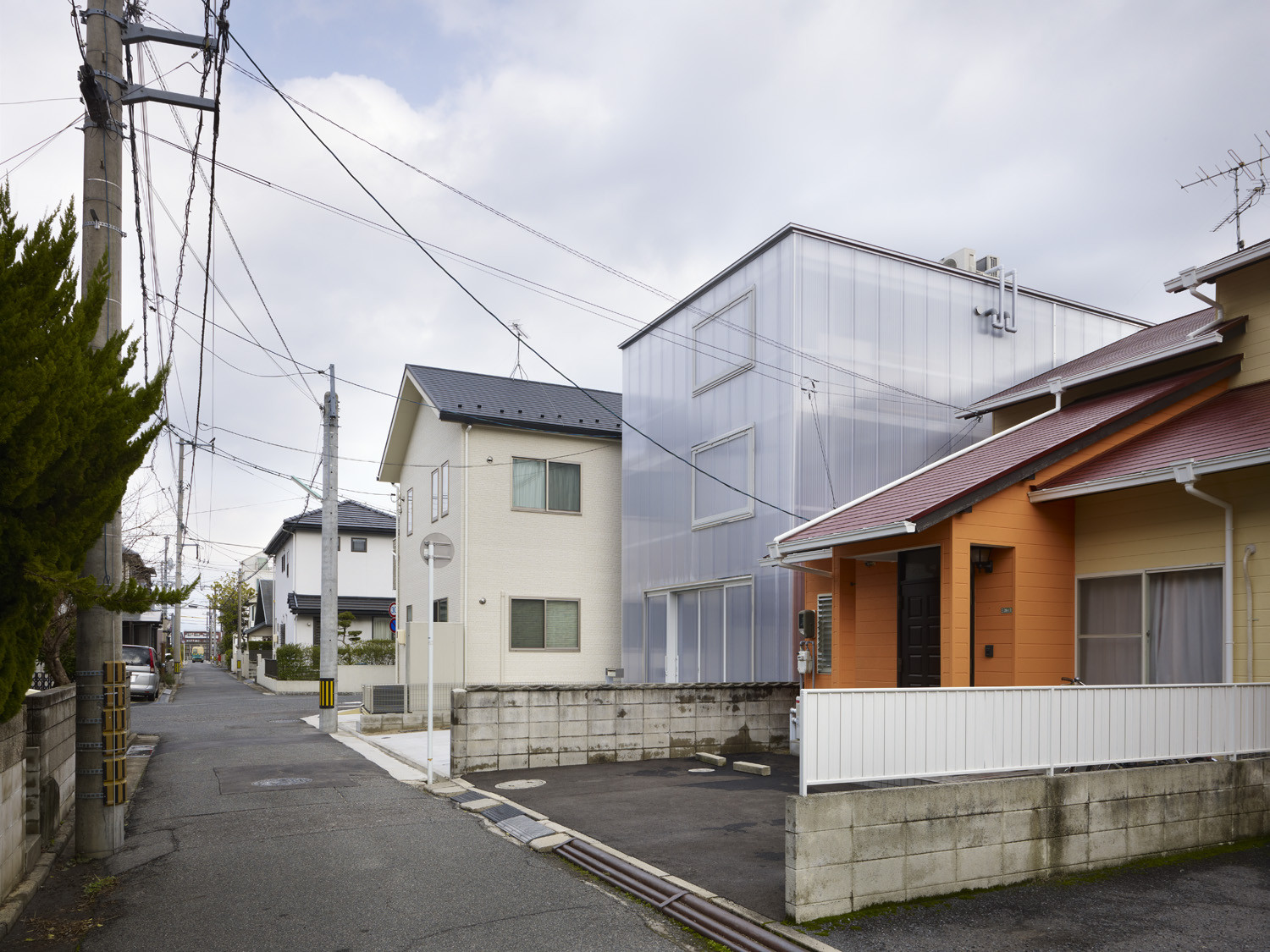 House in Tousuien / Suppose Design Office, © Toshiyuki Yano