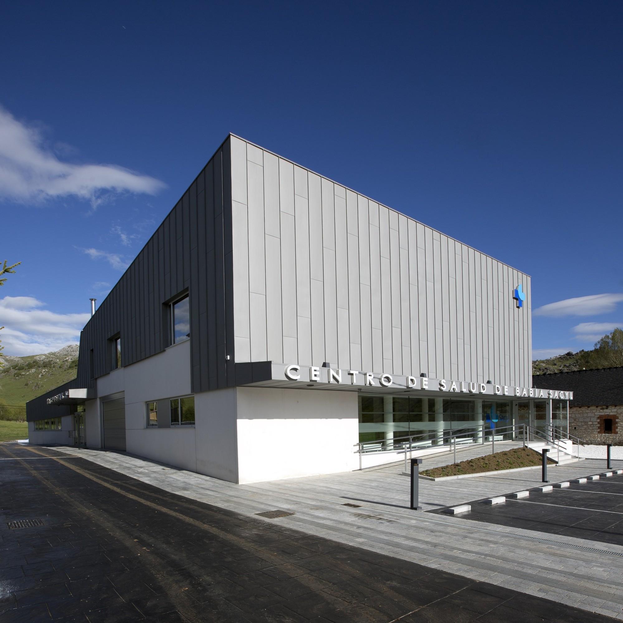 Babia Health Center / Virginiaarq, © Jara Varela