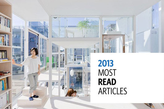 The Ten Most Read Articles of 2013