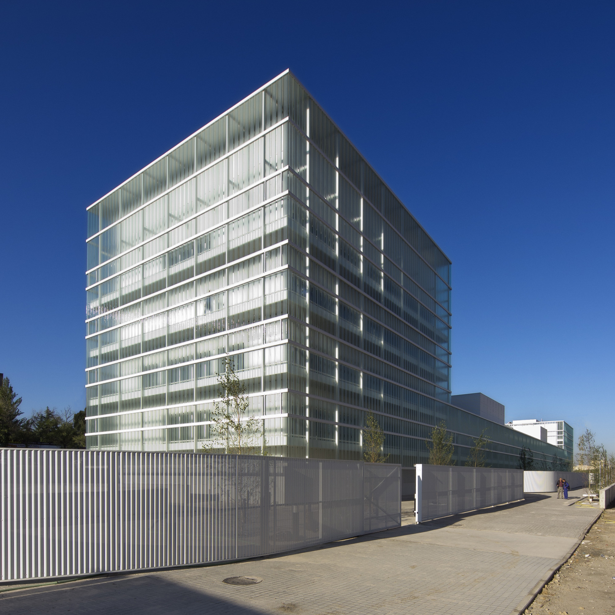 Integrated Social Services Center / Vicens + Ramos, © Pablo Vicens