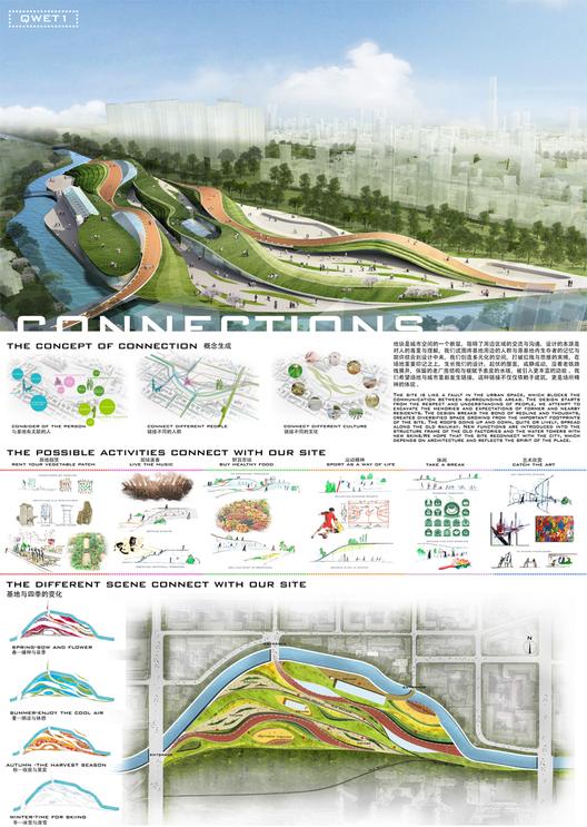 Finalista: Jiang Lanlan; Concepción de Carlos Rato; Meng Cheng; Lv Ning. Image Courtesy of Future