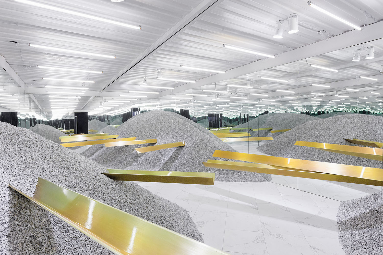 Boffo Building Fashion 2013 / Neiheiser & Valle , © Naho Kubota