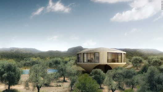 Casa Johnston Marklee / Johnston Marklee. Image © by-encore.com, via Solo Houses