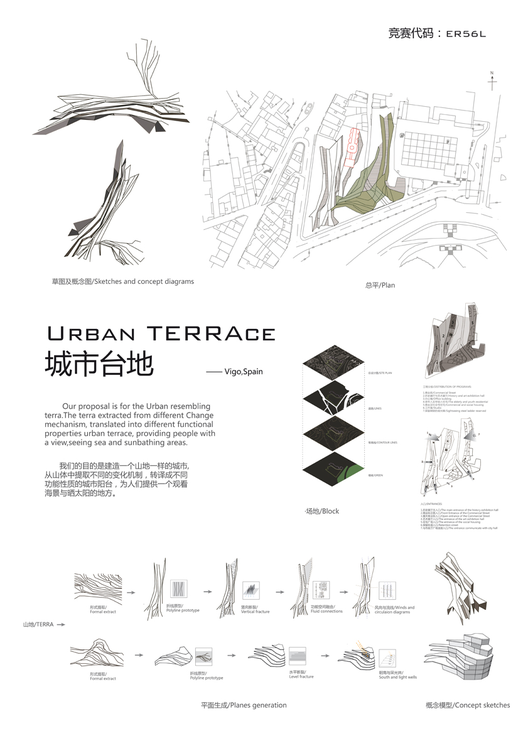 Finalista  Xu Siqi. Image Courtesy of Future