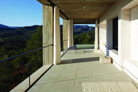 Casa Pezo / Pezo von Ellrichshausen. Image © Cristobal Palma