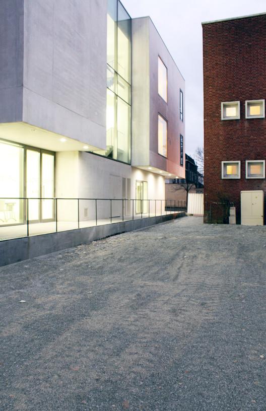 Cortesia de Olivier Werner Architecte
