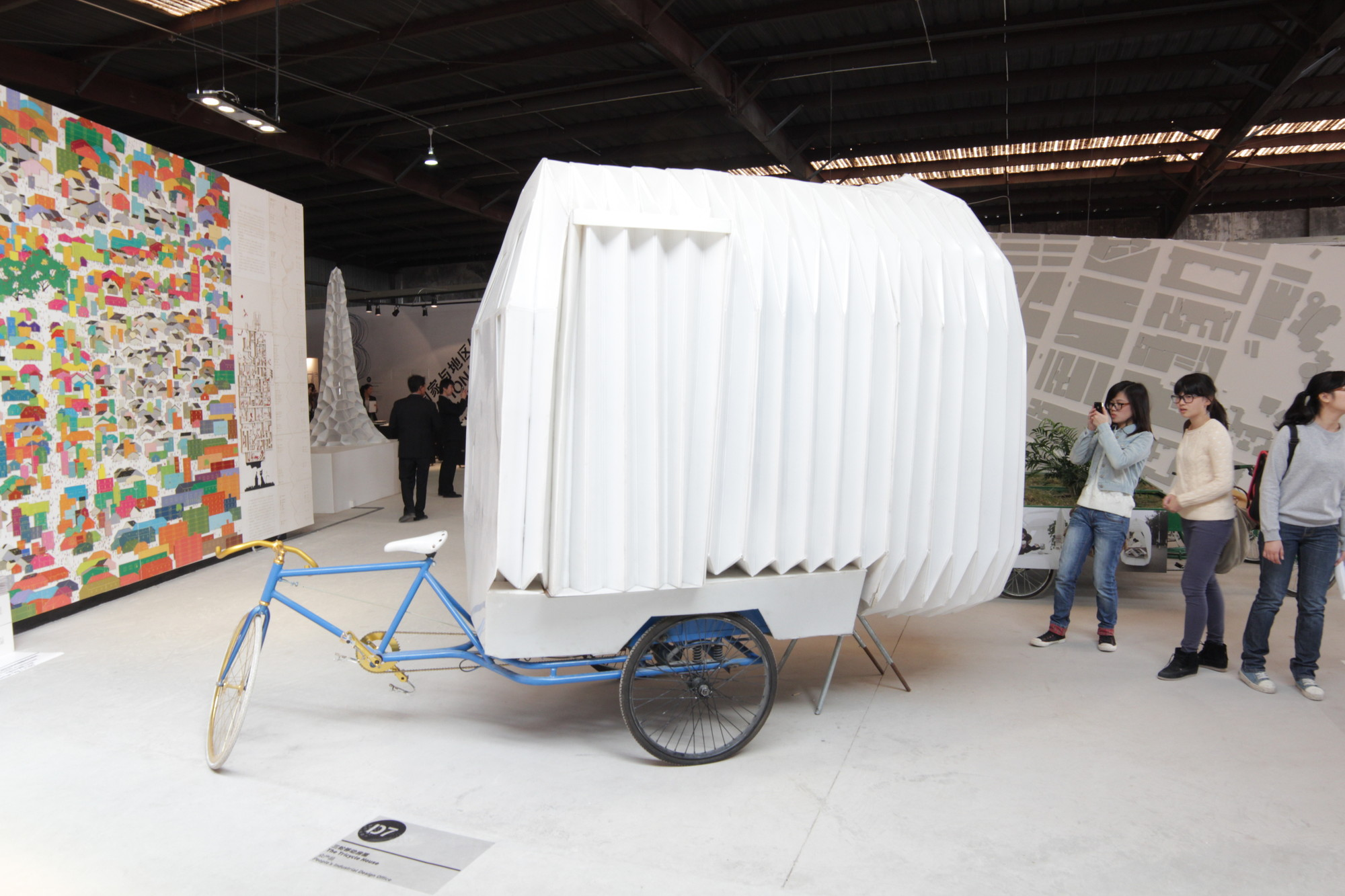 Tricycle House and Tricycle Garden by People's Architecture Office © ArchDaily