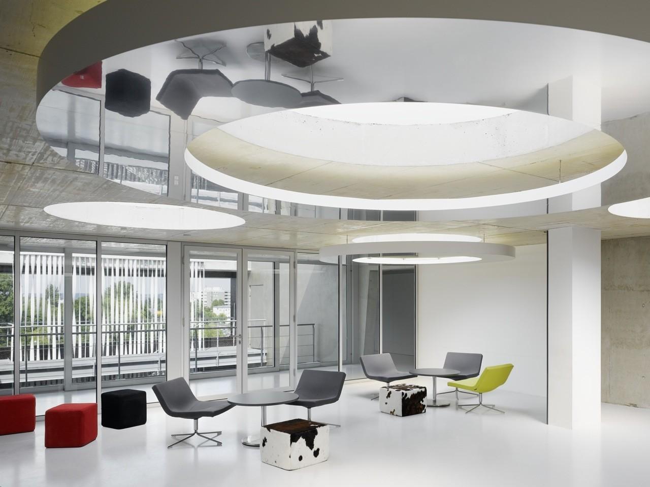 training centre for apprentice butchers wulf architekten. Black Bedroom Furniture Sets. Home Design Ideas