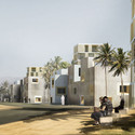Residential Neighborhood. Image Courtesy of RRC Studio