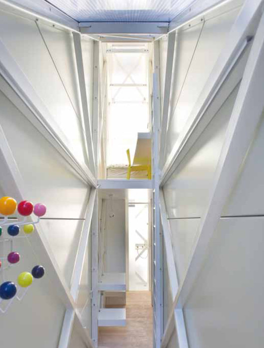 Keret House; Jakub Szczesny. Image Courtesy of Urban Living Awards