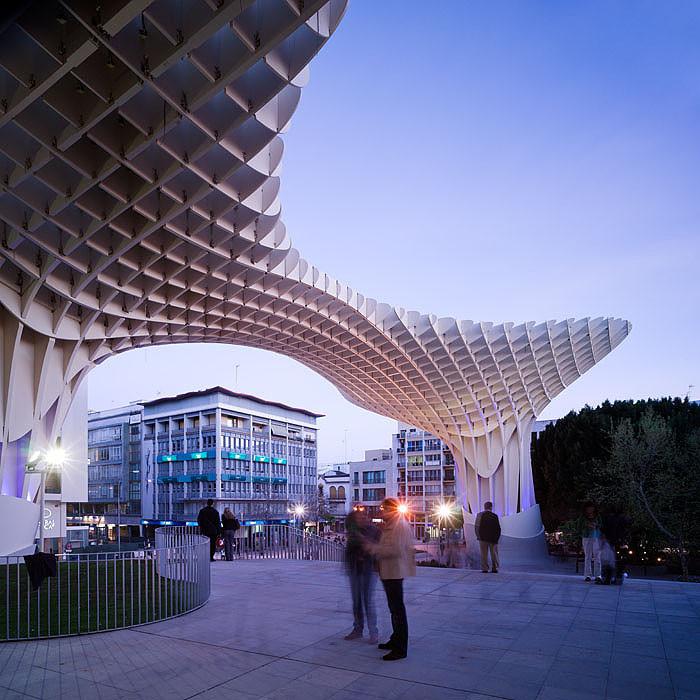 Metropol Parasol; J. Mayer H. Architekten. Image © Javier Orive
