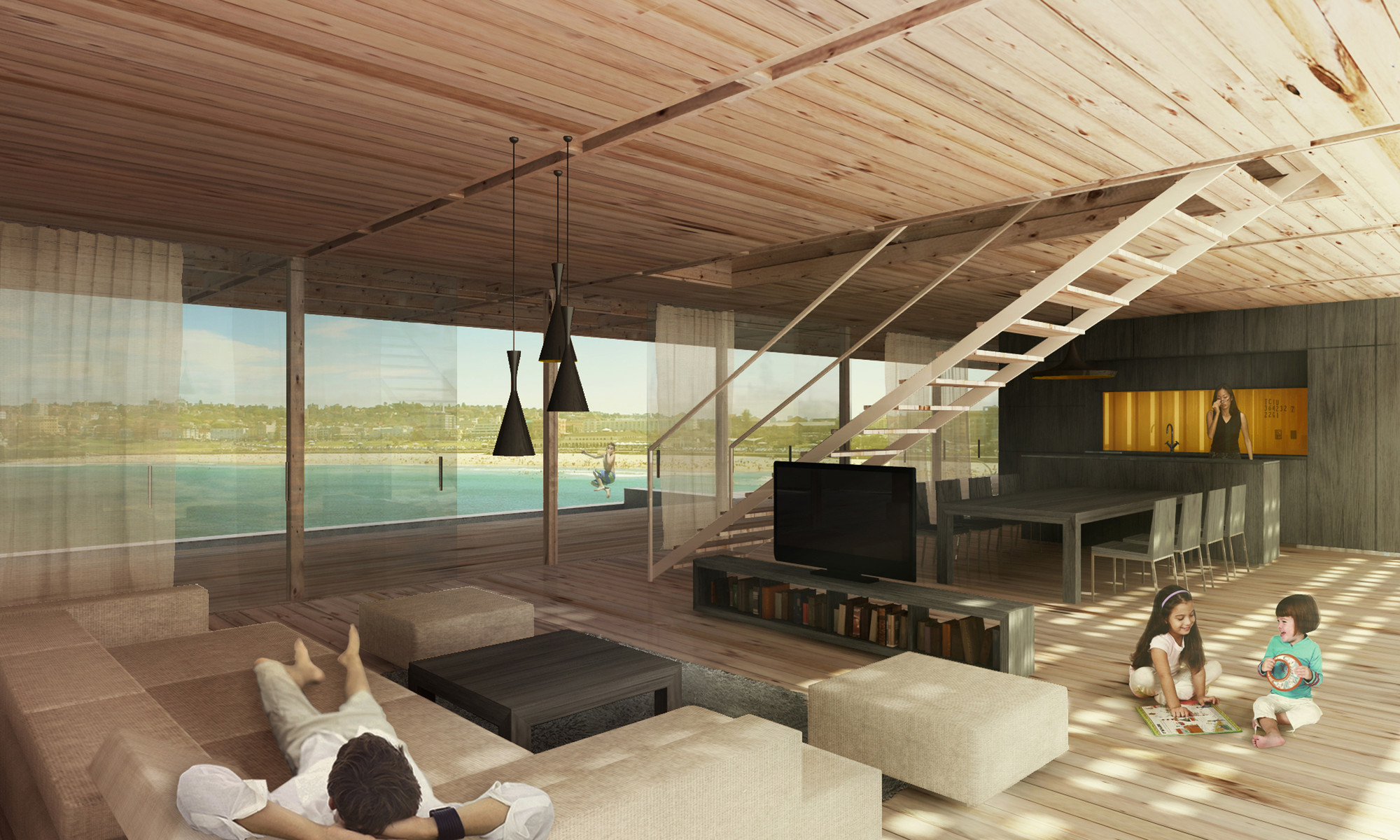 Gallery Of Sustainable Container Home Selected In
