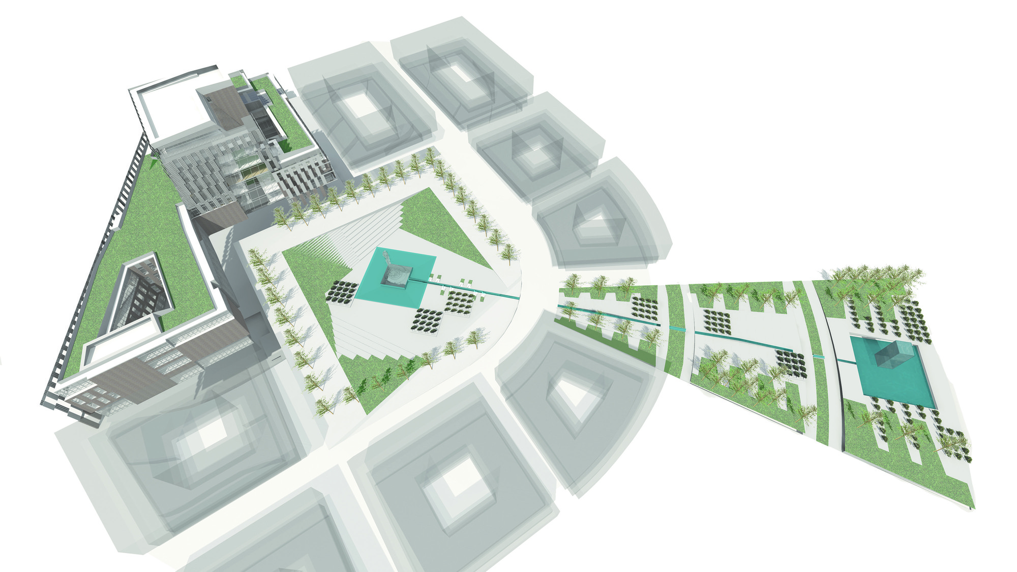 Mainline Art And Design : Gallery of finalist proposal for first public university