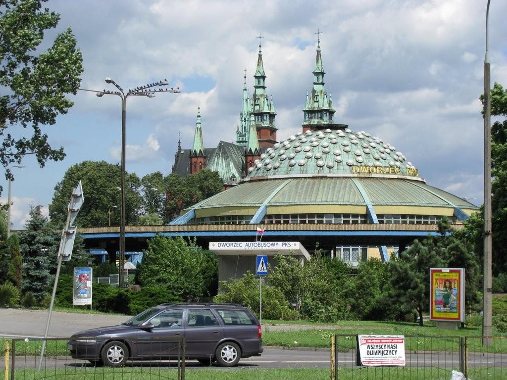 El futuro de la arquitectura del régimen comunista en Polonia, Estación de buses de Kielce. Image © Tanio Cebula