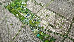 Projeto Rio la Piedad e Cidade Esportiva prometem devolver a Cidade do México sua relação com a água