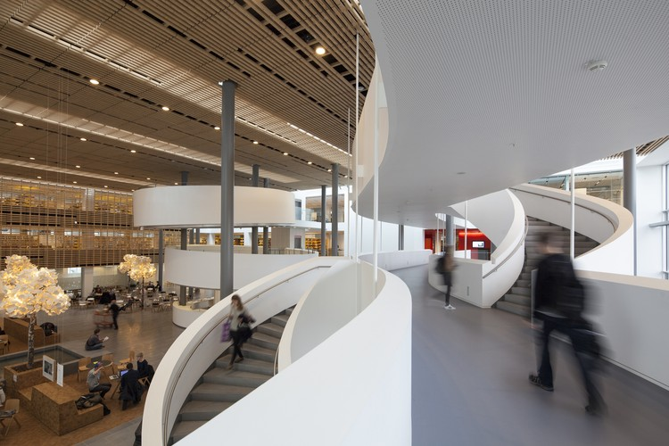 KUA2 – Universidad de Copenhage / Arkitema Architects, via Arkitema Architects