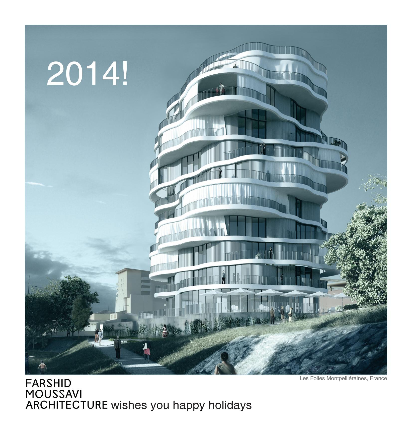 Farshid Moussavi Architecture