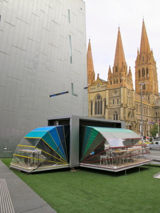 Courtesy of Andrew Maynard Architects