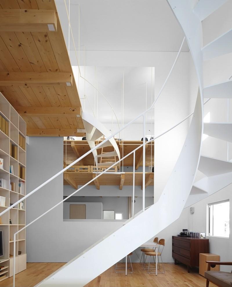 Gallery of case jun igarashi architects 10 for Architecture japonaise