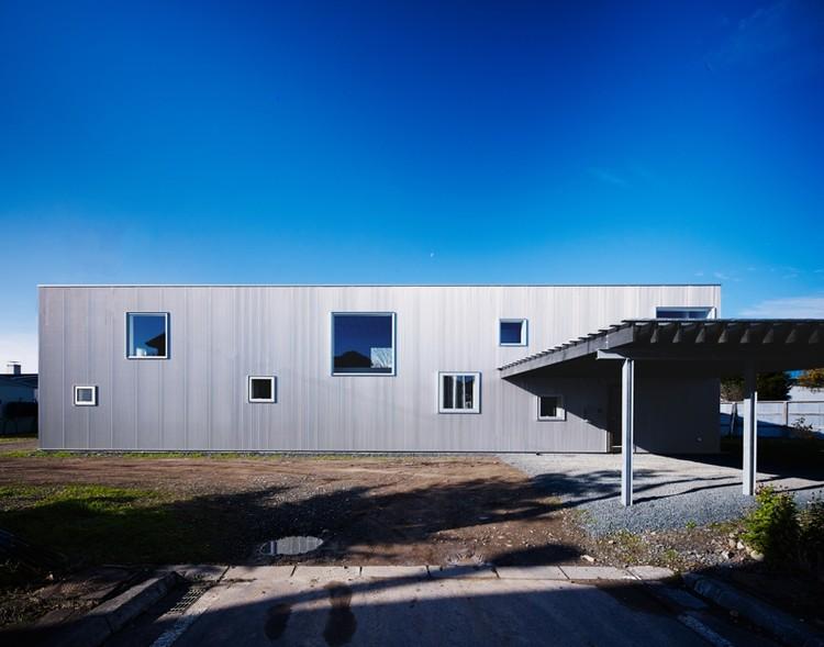 Polyphonic / Jun Igarashi Architects, © Daici Ano