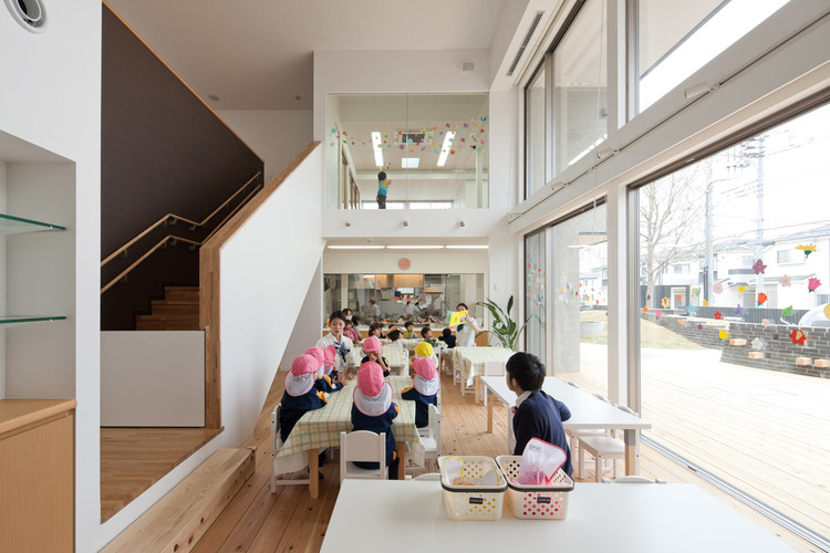 Jardín Infantil COBY / Tsushima Design Studio , © Masao Nishikawa