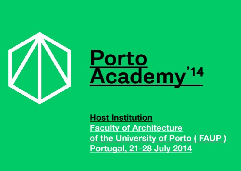 Sign Up Now for Porto Academy 2014