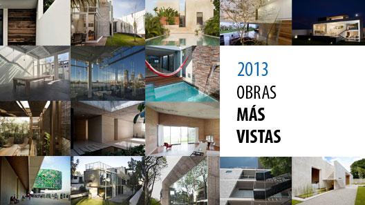 Las 20 obras mexicanas más vistas el 2013