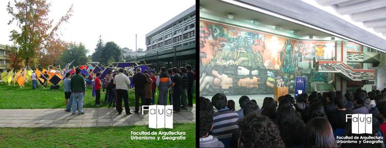 Cortesía Arquitectura U. de Concepción