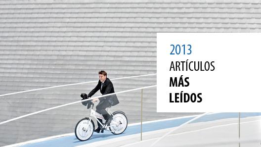 Los 10 artículos más leídos en el 2013