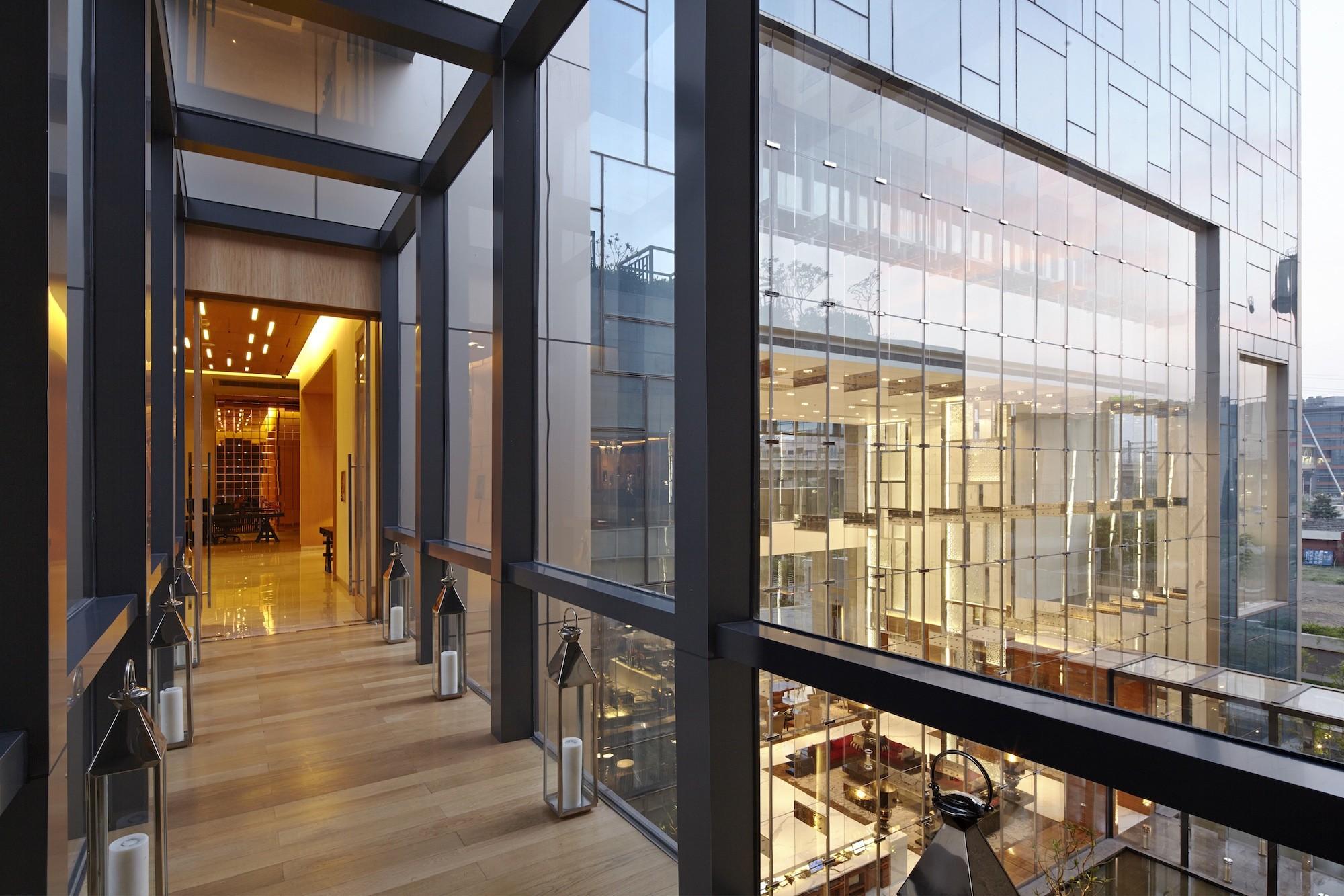 Gallery Of Vivanta By Taj Gurgaon WOW Architects