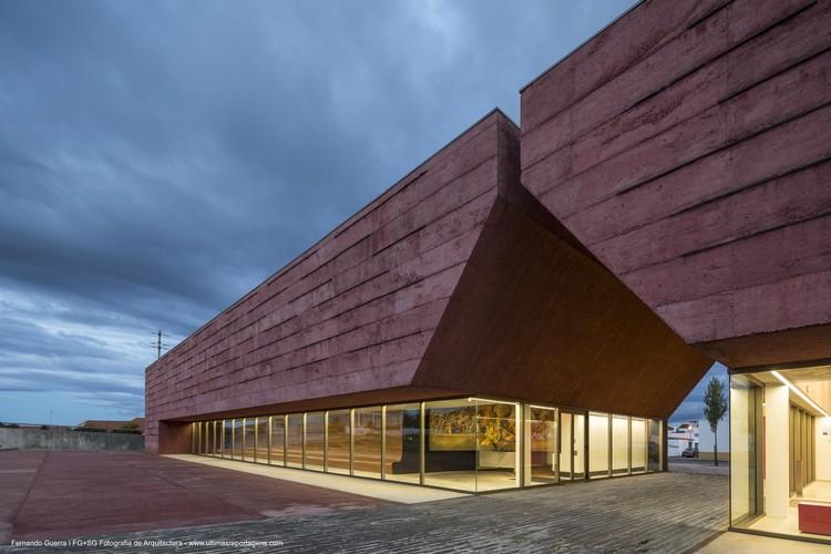 Centro de Interpretación de La batalla de Atoleiros / Gonçalo Byrne Arquitectos + Oficina Ideias em Linha, © Fernando Guerra | FG+SG