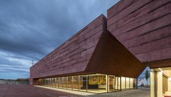 Center for Interpretation of The Battle of Atoleiros / Gonçalo Byrne Arquitectos + Oficina Ideias em Linha