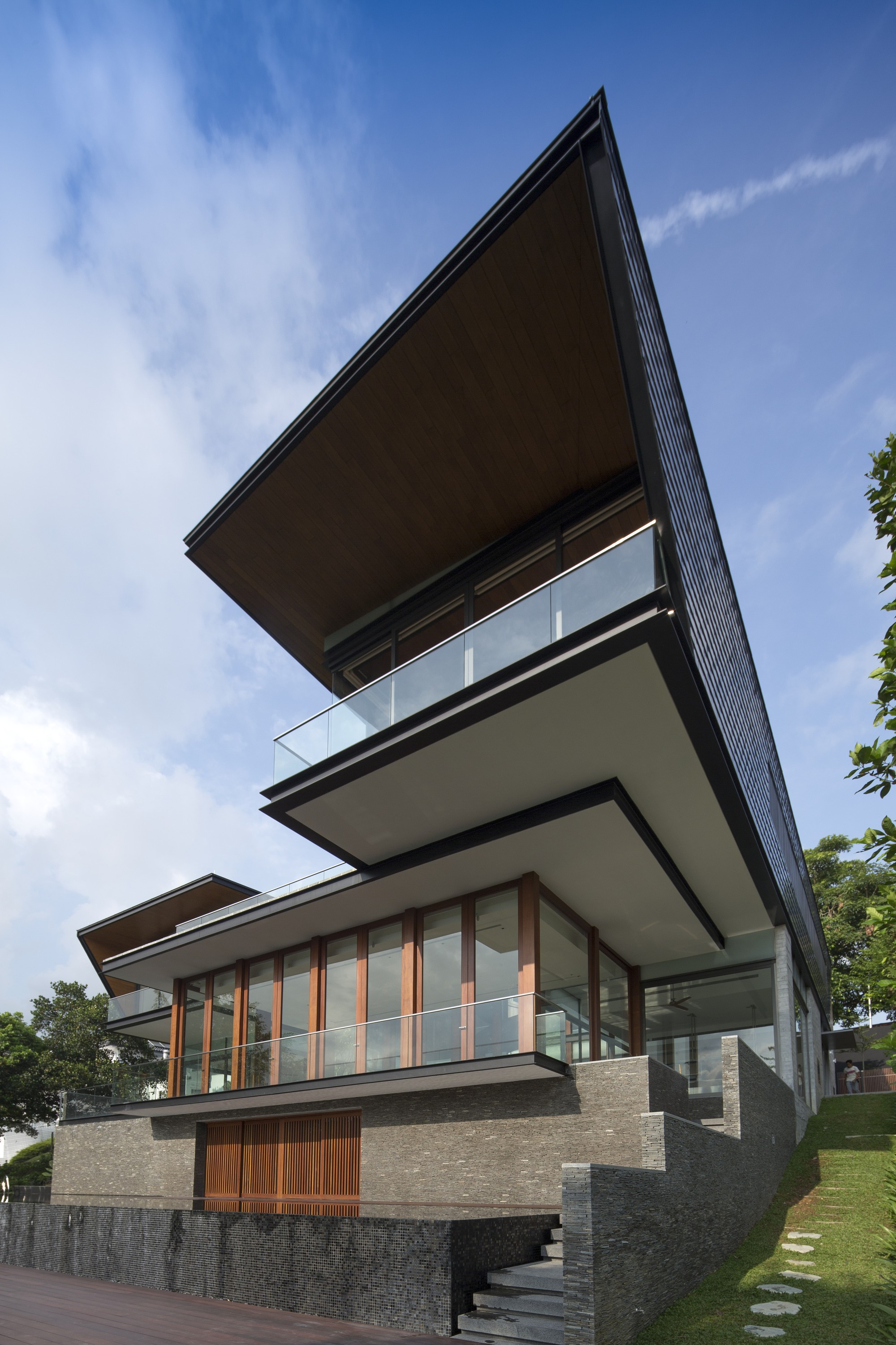 Gallery Of Hillside House Ar43 Architects 6