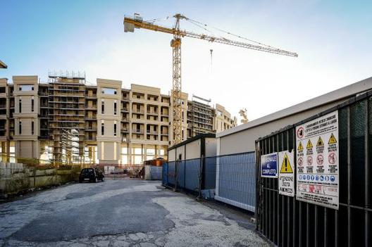 Edificio de Ricardo Bofill al borde de la demolición en Italia, © Michele Amoruso (Cordon Press)