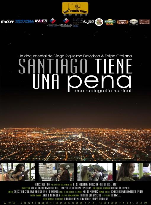 © Santiago Tiene Una Pena