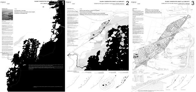 KALMAR: Protection, Density and Complexity -Suecia (Kalmar). Image Courtesy of EUROPAN España
