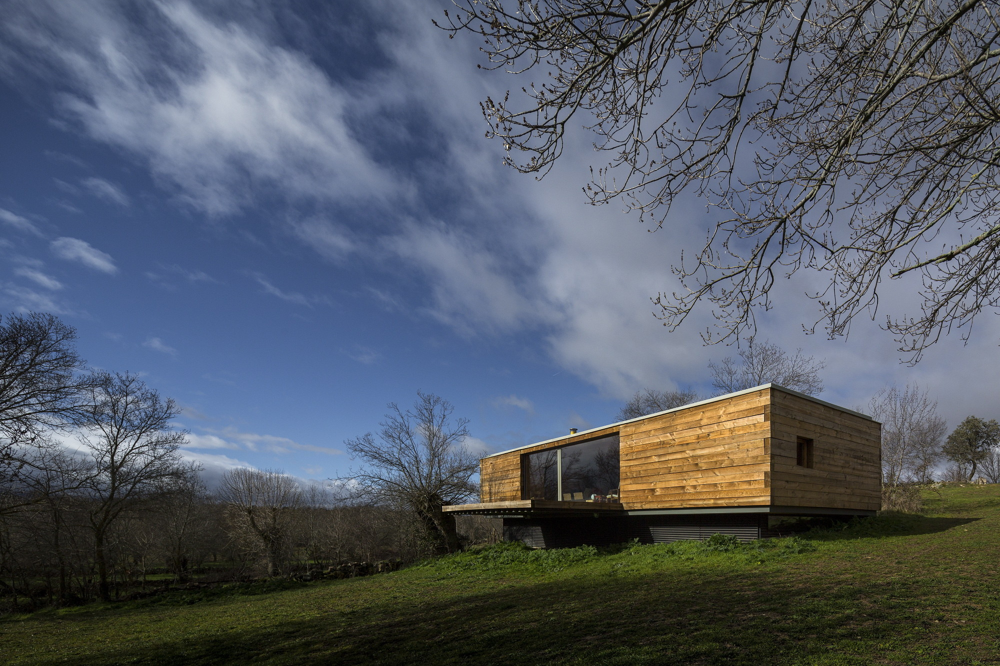 Gallery of b house ch qs arquitectos 15 for B house