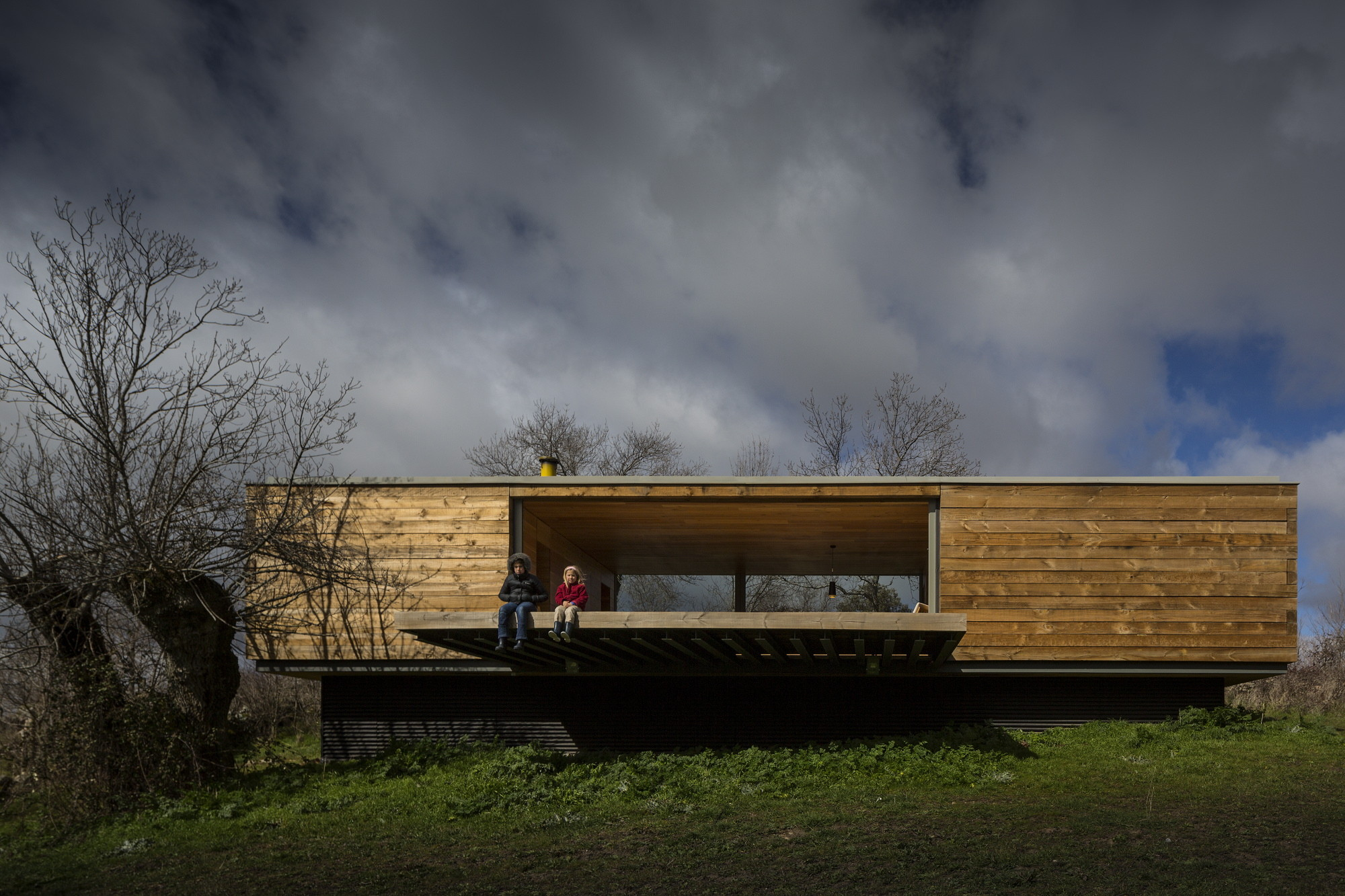Gallery Of B House Ch Qs Arquitectos 2