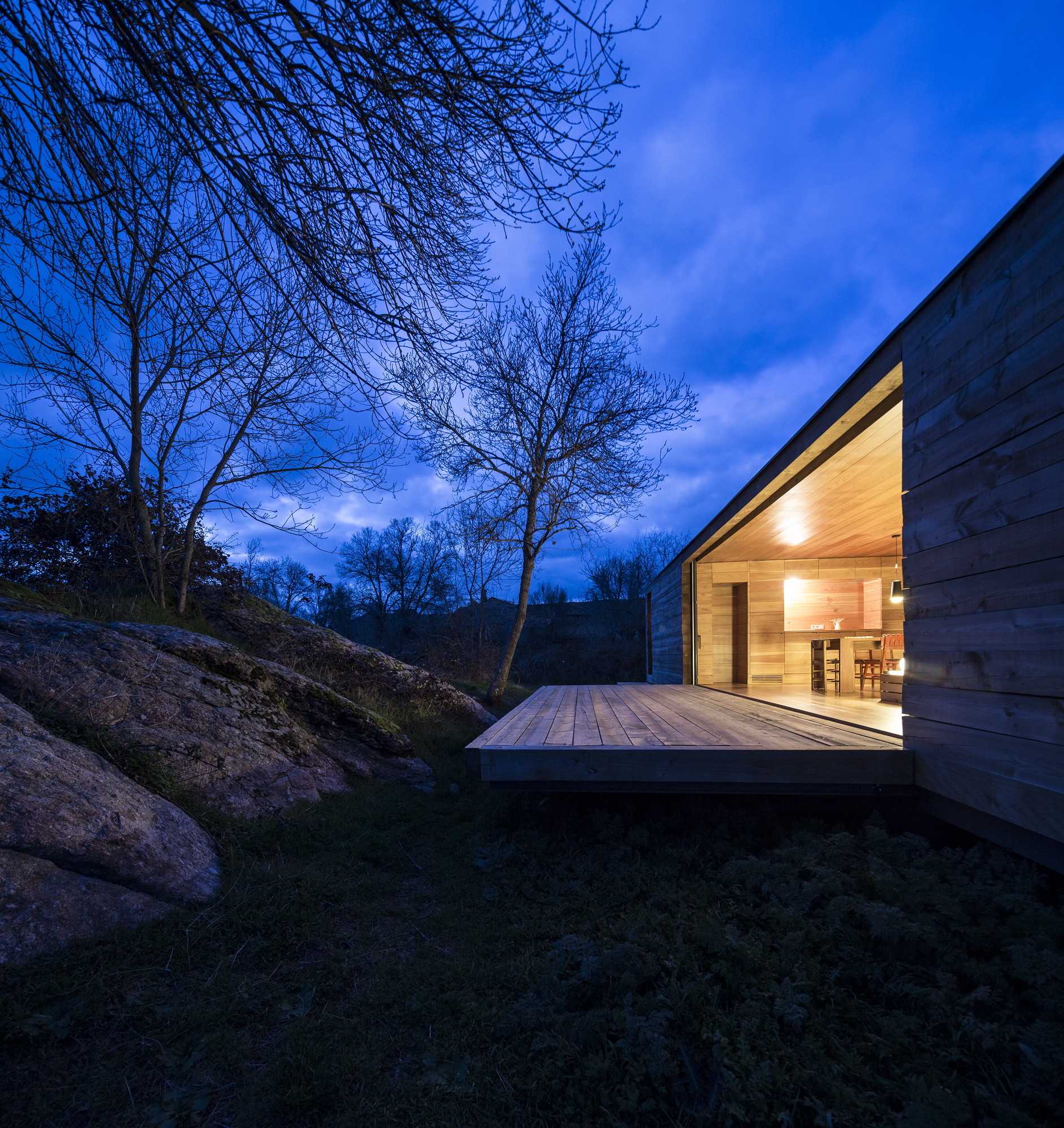 Gallery of b house ch qs arquitectos 23 for B house