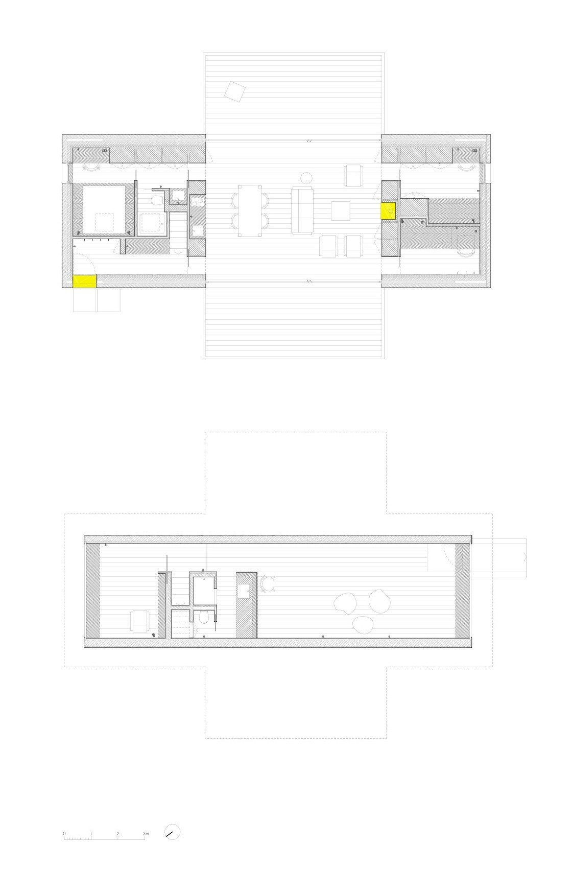 Gallery of b house ch qs arquitectos 31 for B house