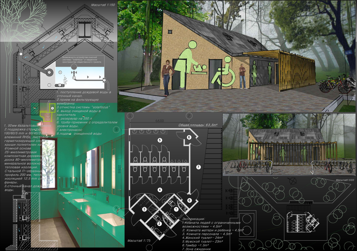 Toilet Design Gallery Of Strelka Institute Crowd Sources Urban Design