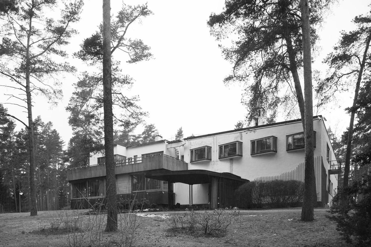 AD Classics: Villa Mairea / Alvar Aalto, © Flickr username: Leon