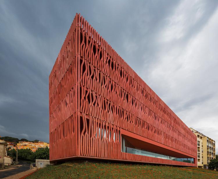 Centro Residencial Internacional para el Observatorio Oceanológico / Atelier Fernandez & Serres, © Fernando Guerra | FG+SG