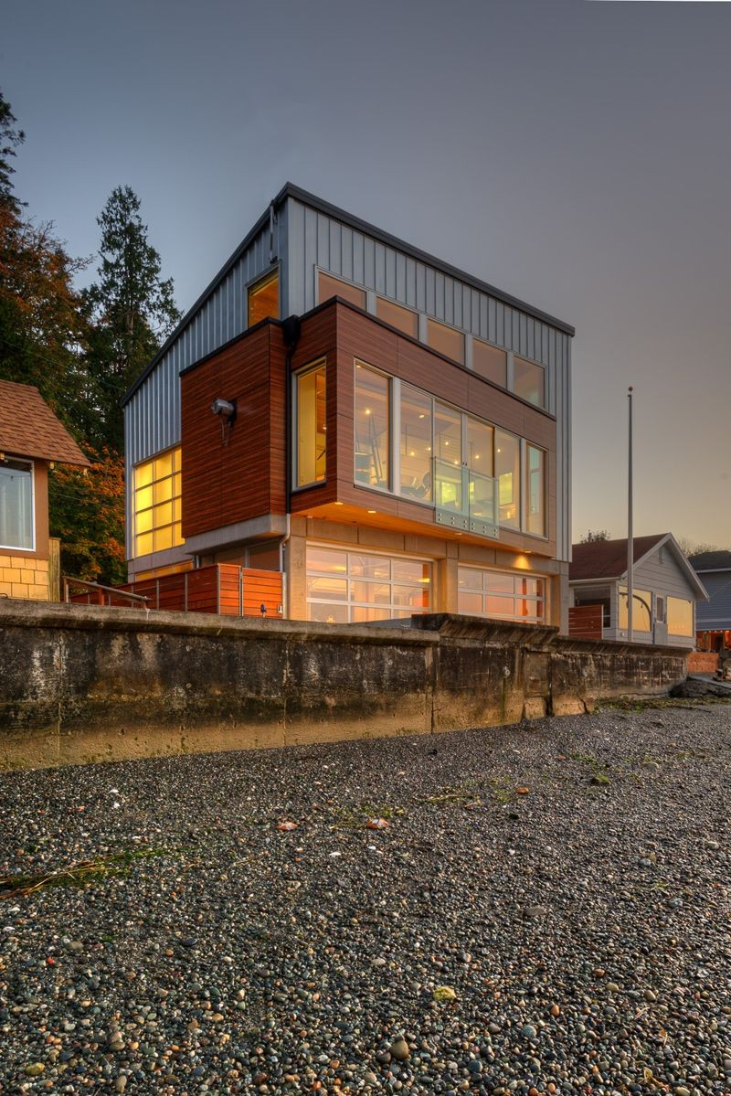 Gallery Of Tsunami House Designs Northwest Architect 15