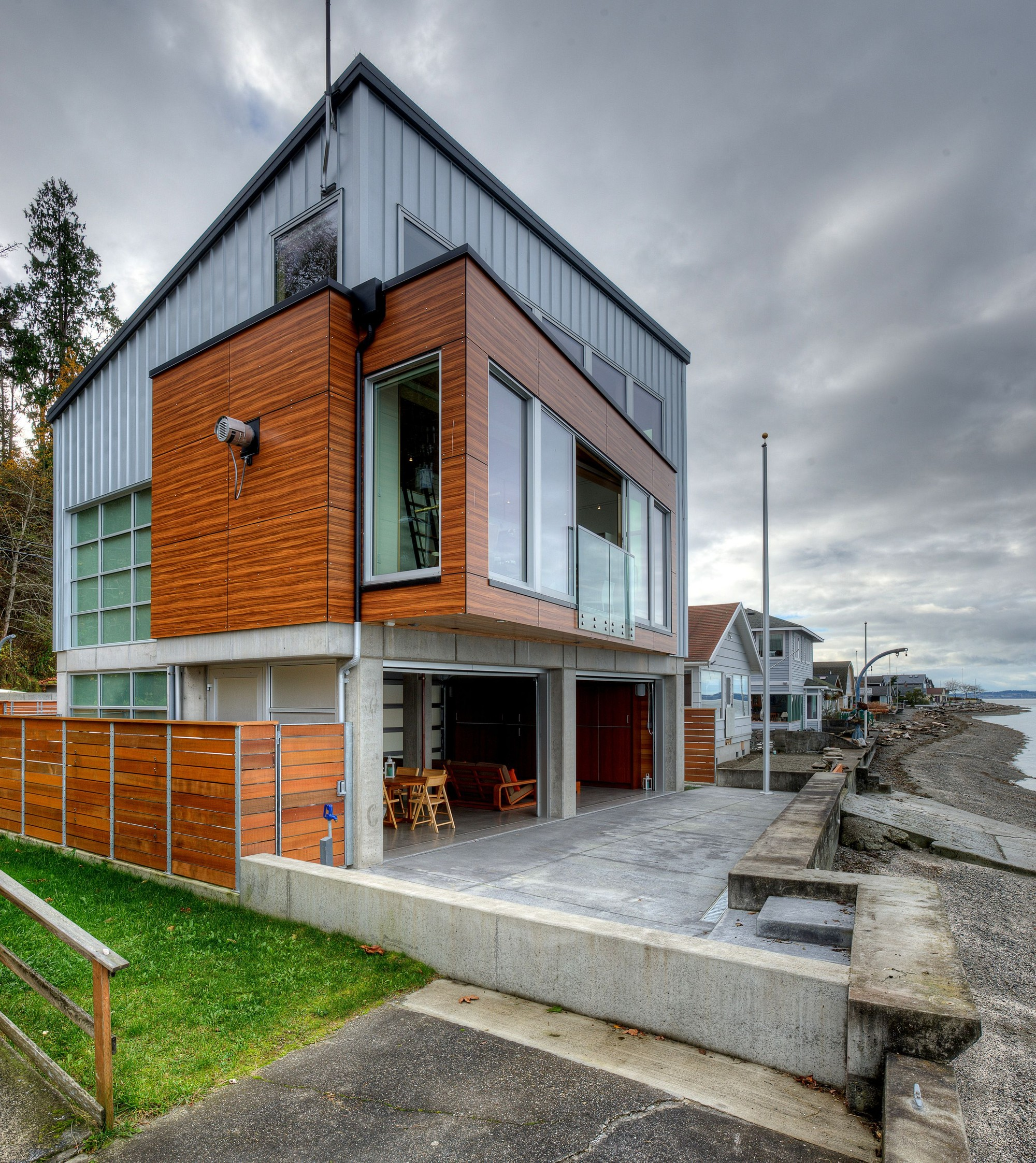 Gallery of tsunami house designs northwest architect 9 for Home designs northwest