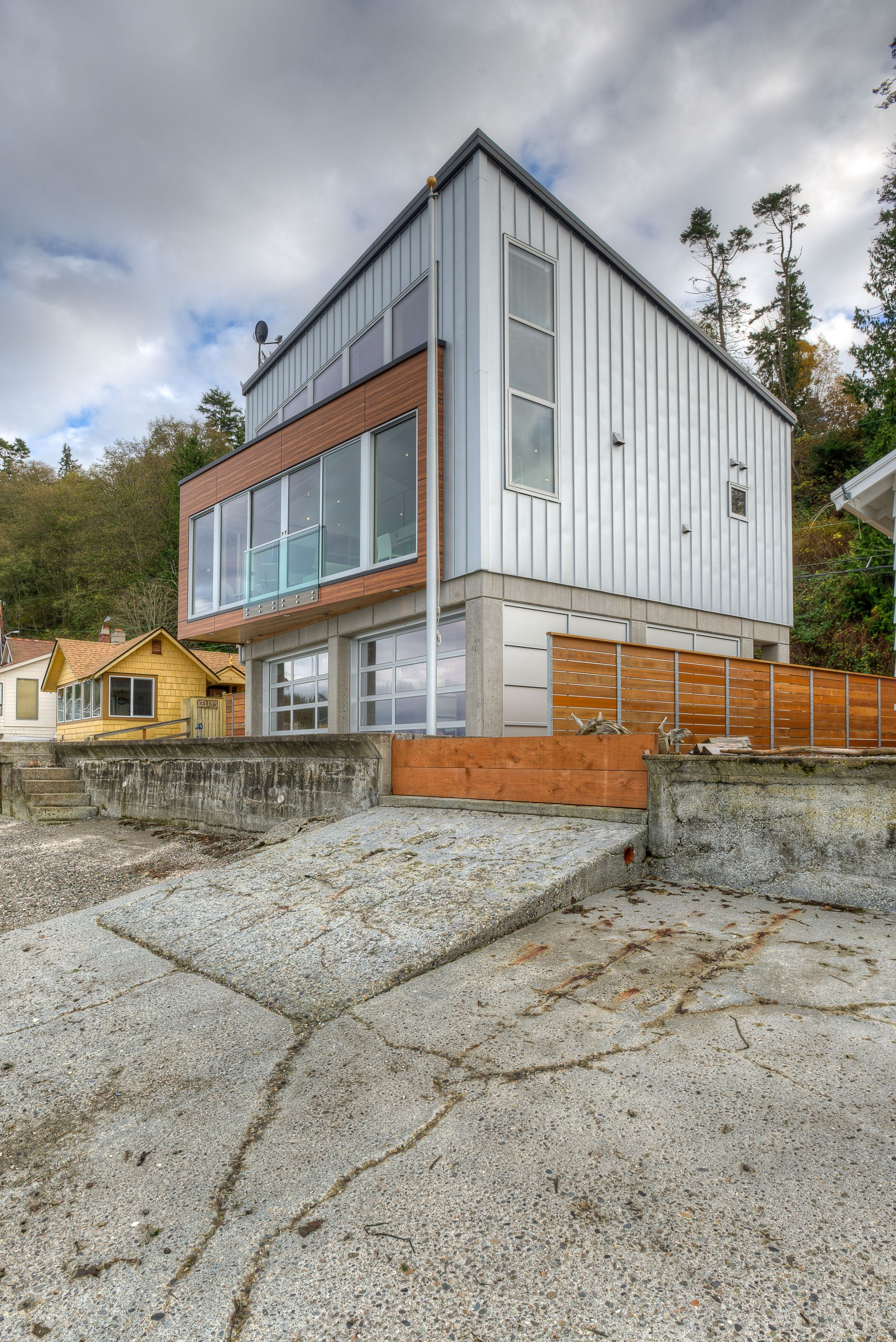 Gallery Of Tsunami House Designs Northwest Architect 7