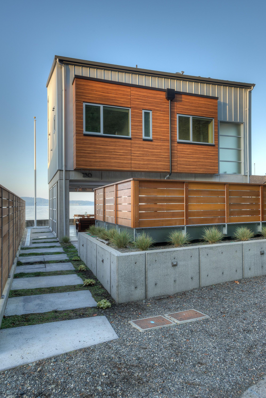 Gallery Of Tsunami House  Designs Northwest Architect - Northwest home designs