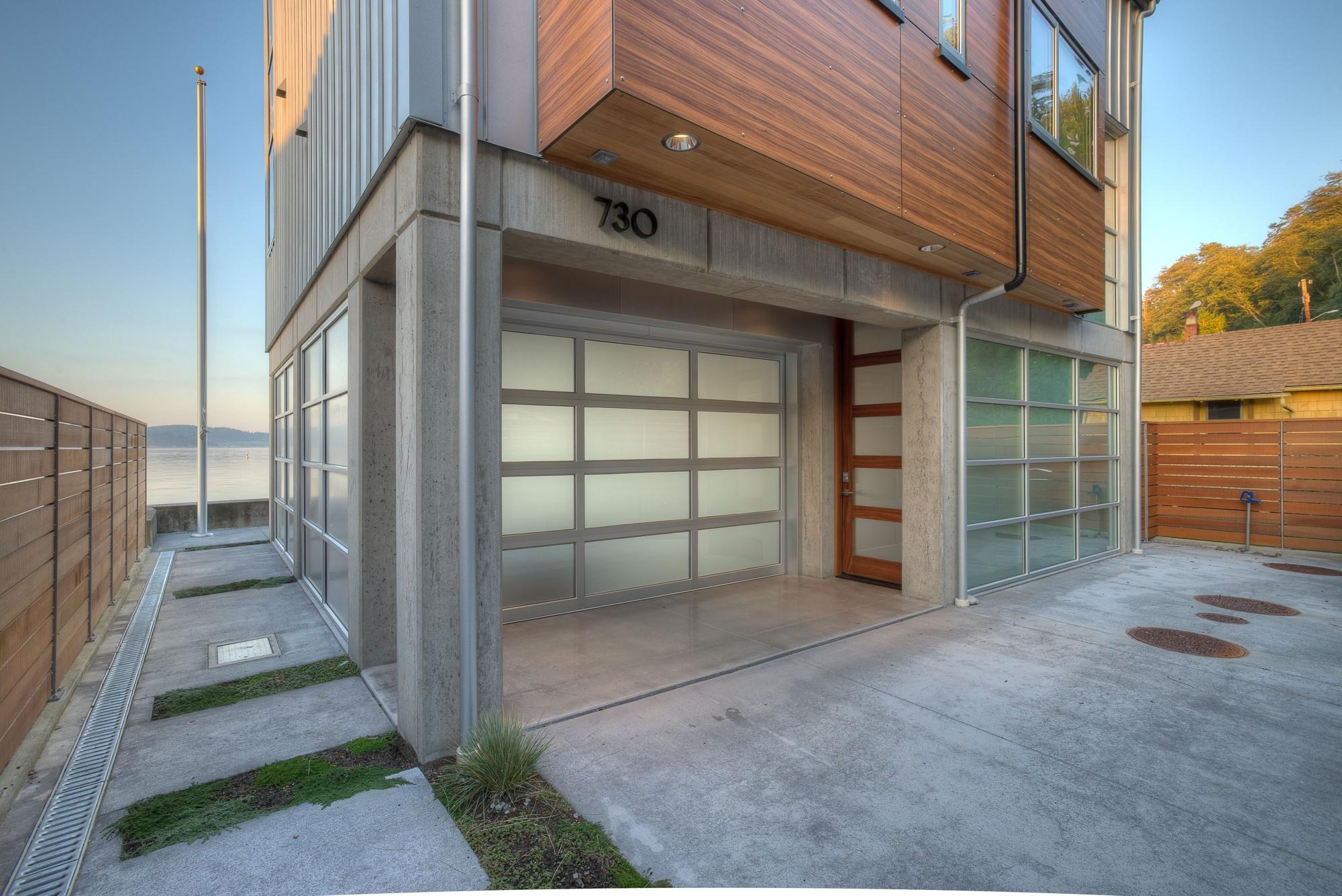 Gallery of tsunami house designs northwest architect 12 for Northwest architects
