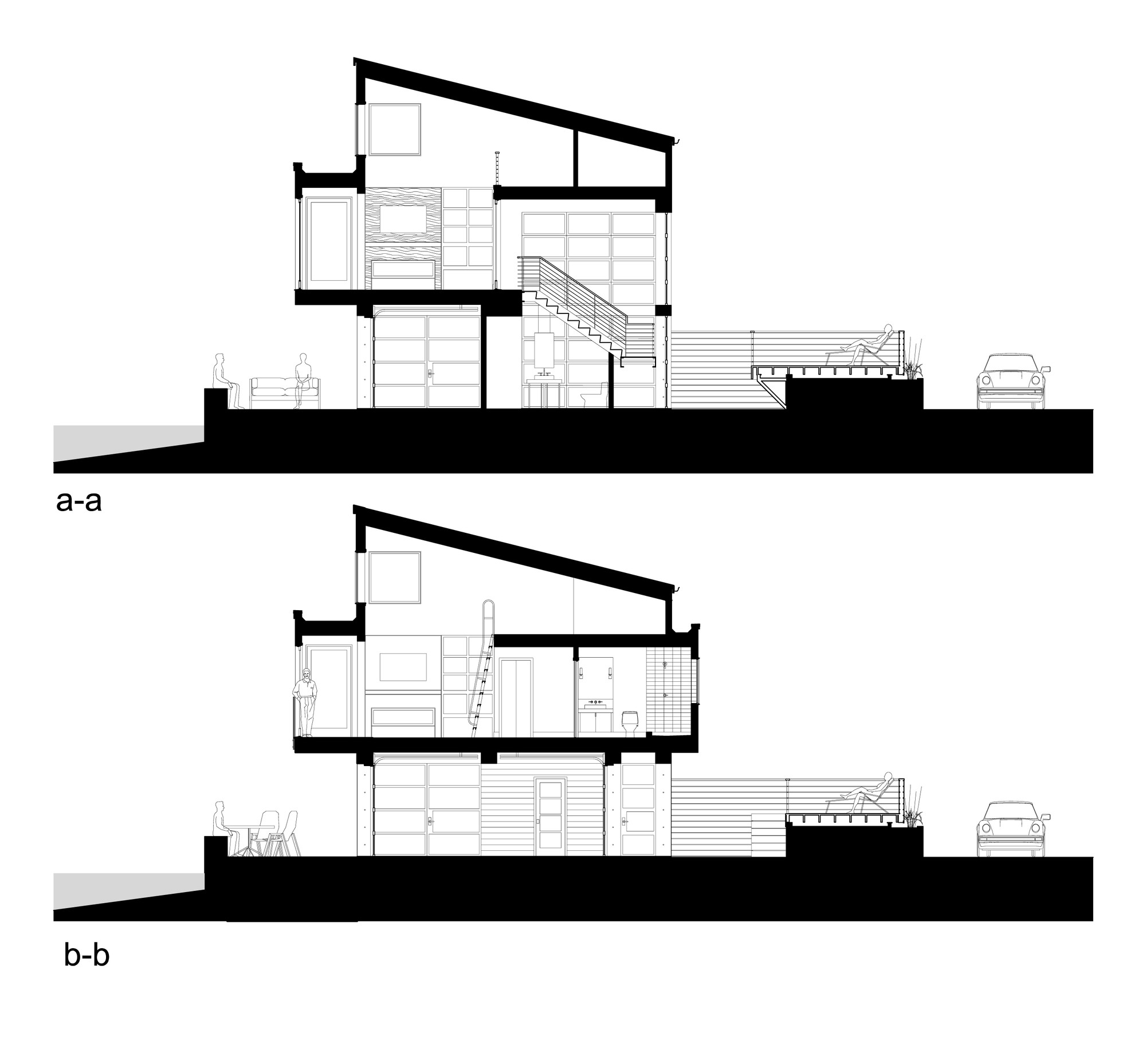Tsunami House Designs Northwest Architect Archdaily